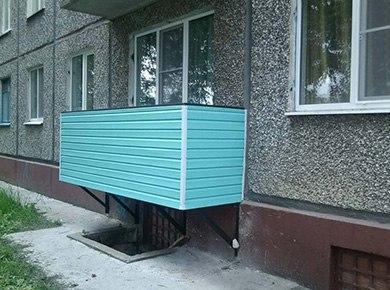 законная пристройка балкона